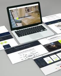 Erdt Concepts Webseite Mockup