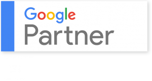 Google Partner Spezialisierung Search Ads Logo